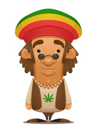 dealer: Rastafarian