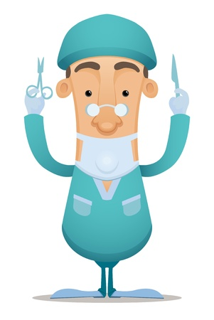 medical assistant: Cirujano