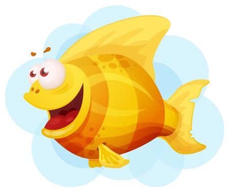 fins: Goldfish