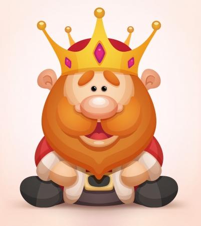 monarchy: King