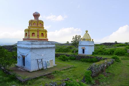 Mahadev temple on Malhargad fort, Sonori fort, Pune