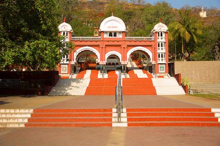 Entrance of Chatushrungi temple