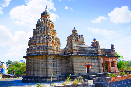 Sangameshwar temple near Saswad, Pune, Maharashtra
