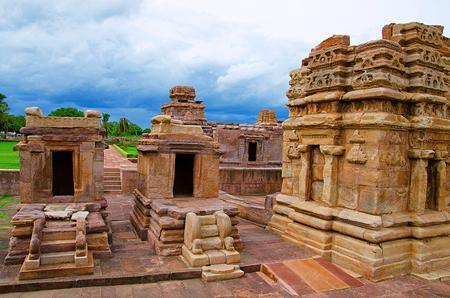 Aihole Temple Complex, Aihole , Bagalkot, Karnataka, India