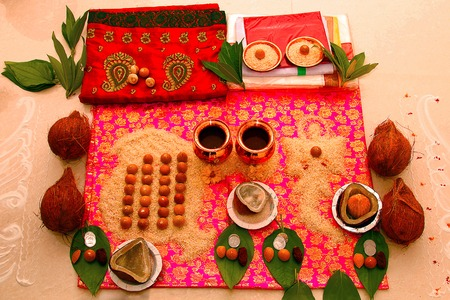 Navagraha puja, worship of nine planets