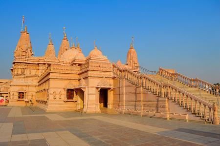 BAPS Shri Swaminarayan Mandir Pune Stock Photo - 96782924