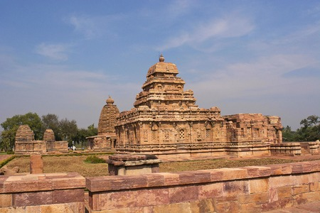 Sangameshwara Temple, Pattadakal Karnataka India