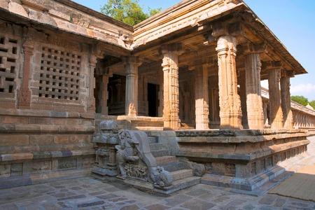 North mandapa, Airavatesvara Temple, Darasuram Tamil Nadu India