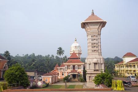 Shri Shantadurga Temple, Kunkallikarin, Fatorpa Goa India