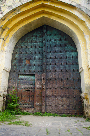Entrance of Fort, Ahmednagar, Maharashtra state of India.