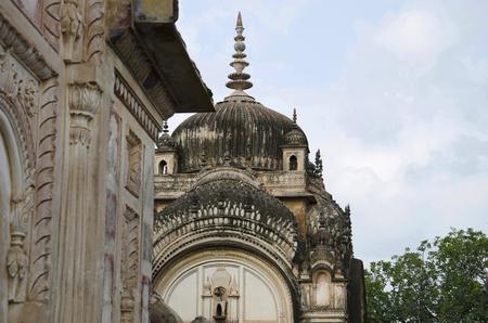 Chhatri of maharaja Parikshat. Datia. Madhya Pradesh