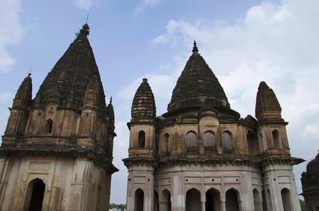 Chatri of Maharaja Shubhakaran. Datia. Madhya Pradesh