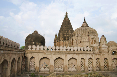 Chhatris of Datia Kings. Datia. Madhya Pradesh
