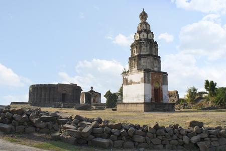 Daitya Sudan Temple from Lonar in Buldhana District, Maharashtra, India.