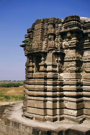 Anandeshwar temple at Lasur in Daryapur Taluka, Amravati District, Maharashtra, India.