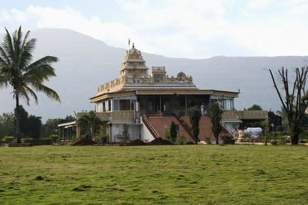 Shri Satya Sai Pandurang Kshetra, Hadshi Temple, Sant Darshan Museum near tikona Vadgoan Maval, District Pune, Maharashtra, India.
