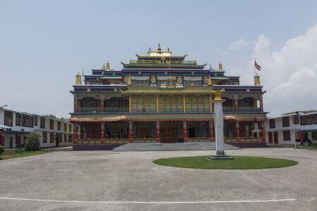 Ralang Monastery or Ralong Palchen Choling at Ravangla in Sikkim, India Imagens