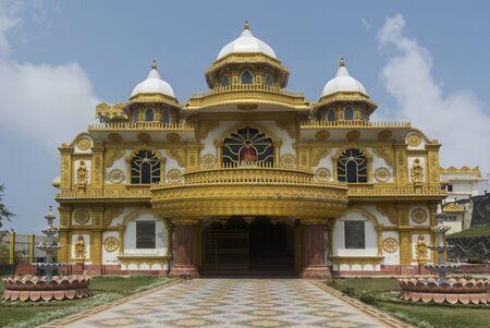 Sai Baba temple at Namchi in Sikkim, India