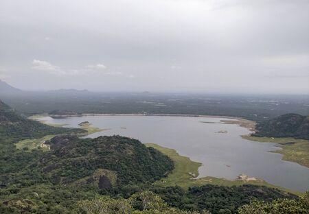 Aliyar Dam at Anamalai in Tamilnadu, India.