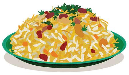 Bhel puri - Common Indian snack