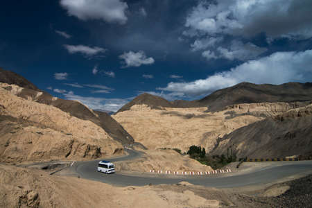 Road to Lamayuru, Ladakh, India