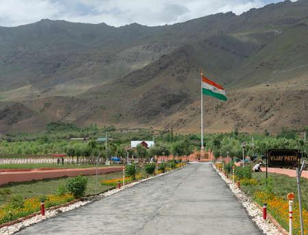 War Memorial, Kargil, Ladakh, India