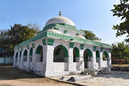 Building of Hazrat Latif Muhammed Shah Dargah