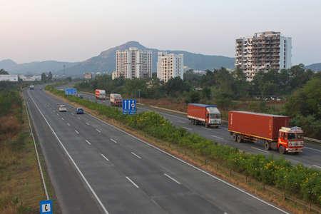 NH-4 Pune Bengaluru Highway, Pune, Maharashtra, India.