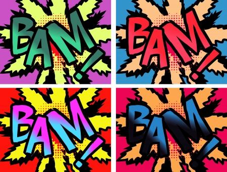 bam comic collection