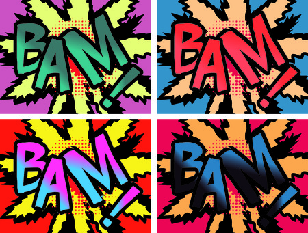 bam: bam comic collection