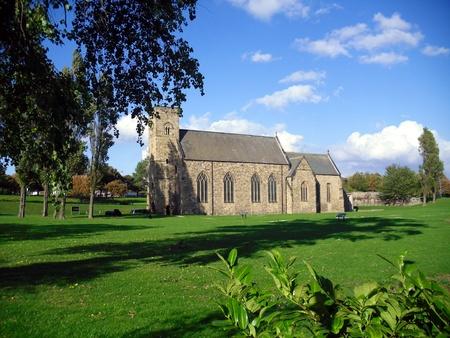 Saint Peter's Church, Sunderland Stock Photo - 10734108