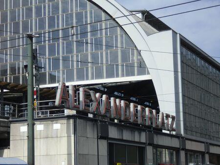 Alexanderplatz Station, Berlin Stock Photo - 11867658