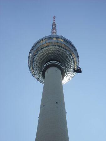TV Tower, Berlin Stock Photo - 11867650