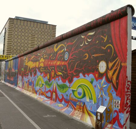 gorbachev: The Berlin Wall at Friedrichshain