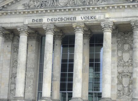 The Reichstag, Berlin Stock Photo - 11867651