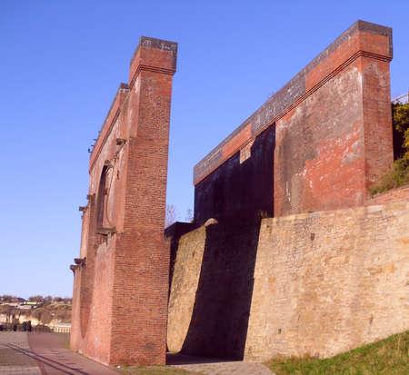 Kohle Staithe in Wearmouth Zeche, Sunderland Standard-Bild - 11906685