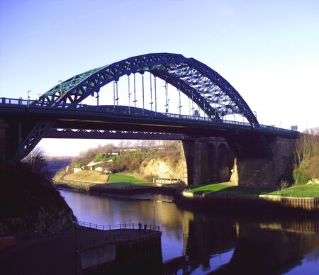 Wearmouth Bridge Stock Photo - 11957020