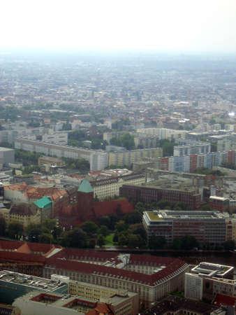 Cityscape, Berlin Stock Photo - 12055213