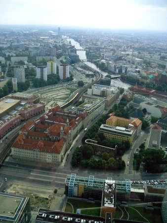 Cityscape, Berlin Stock Photo - 12055216