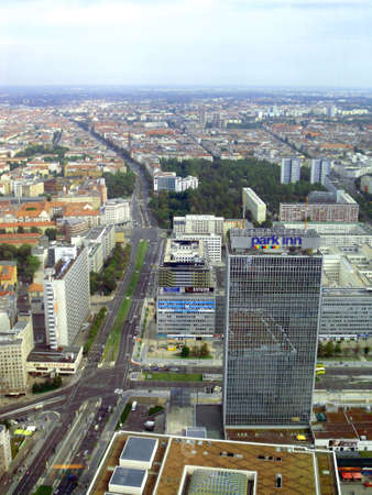 Cityscape, Berlin Stock Photo - 12055222