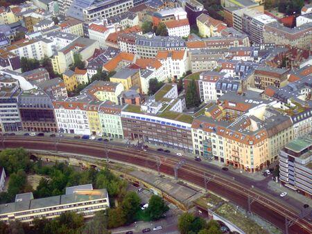Cityscape, Berlin Stock Photo - 12055220