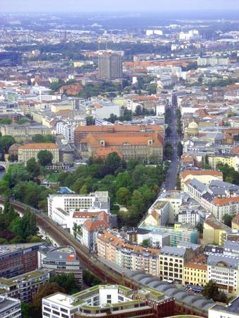 Cityscape, Berlin Stock Photo - 12055217