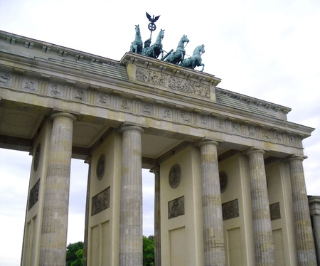 Brandenburg Gate, Berlin Stock Photo - 12055307