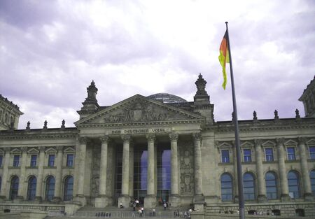 The Reichstag, Berlin Stock Photo - 12055310