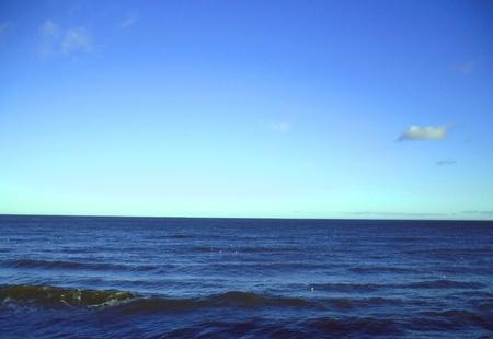 Sea and Sky Stock Photo - 12055294