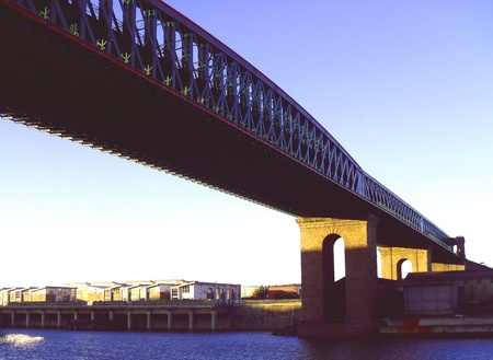 Queen Alexandra Bridge, Sunderland