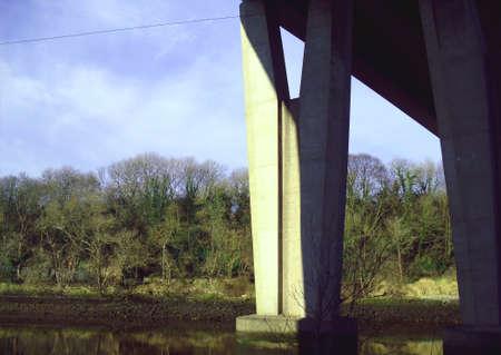 A19 Bridge at Sunderland Stock Photo - 12250447