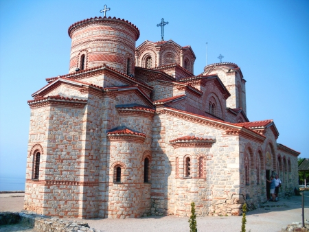 Saint Panteleimon, Ohrid, Macedonia