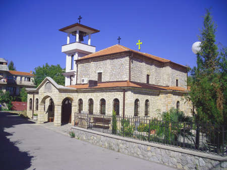Church, Ohrid, Macedonia photo