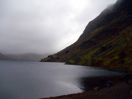 Wastwater lake and Screes, Cumbria Stock Photo - 19665779